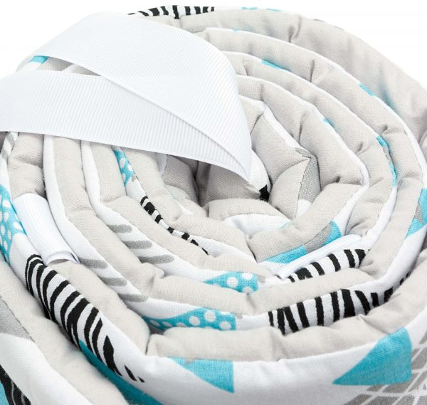 Protection de lit tresor