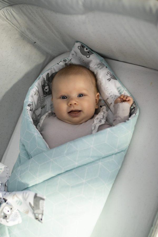 Nid d'ange pour bébé animaland
