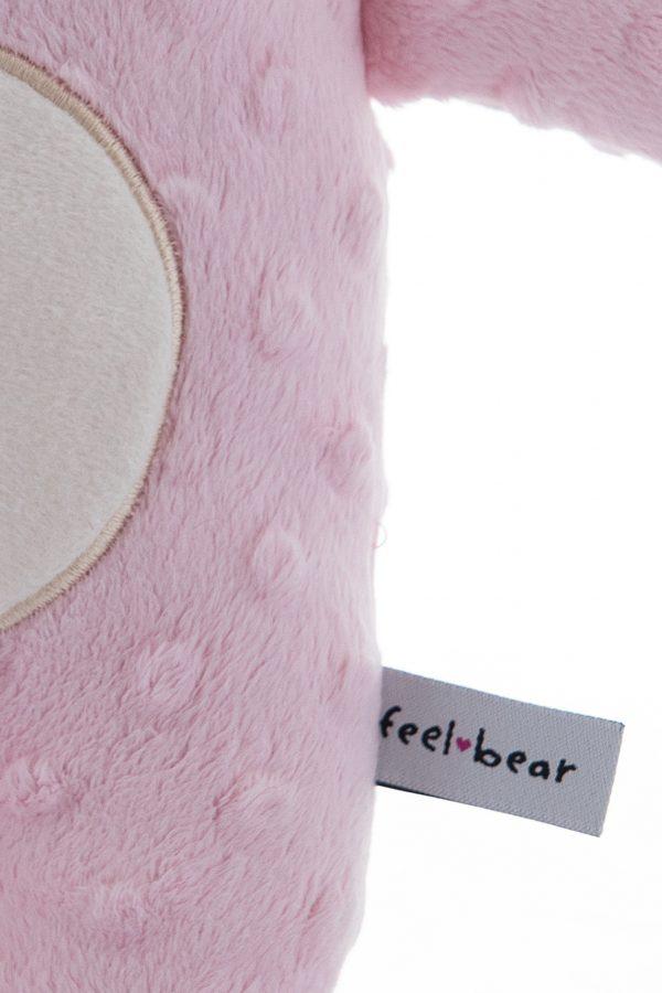 Feel♡Bear - Ours en Peluche Musicale avec Berceuses Apaisantes